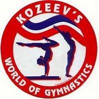 Kozeev's World of Gymnastics