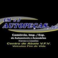 LM&J - Auto Peças Ldª