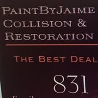 Paintbyjaime Collision & Restoration