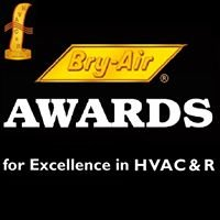 Bry-Air Awards Excellence in HVAC& R