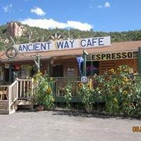 El Morro RV Park, Cabins/Ancient Way Cafe