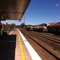 Wauchope Train Station
