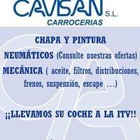 Carrocerías Cavisán