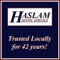 Haslam Septic Service