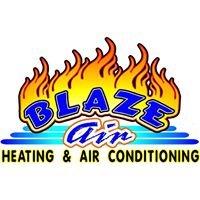 Blaze Air Inc Heating and Air - 530 906-8807