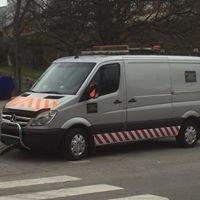 Følgebil Østfold / Pilotcar Norway