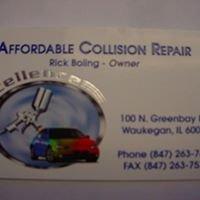 Affordable Collision Repair