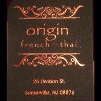 Origin Thai Inc