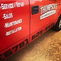 Thompson's Air Conditioning & Heating