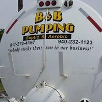 B & B Pumping