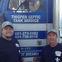 Thigpen Septic Tank Services, LLC