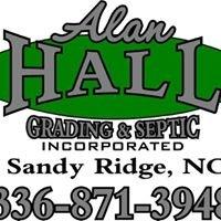 Alan Hall Grading & Septic Inc