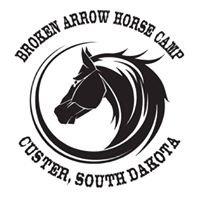 Broken Arrow Horse Camp, Custer,SD