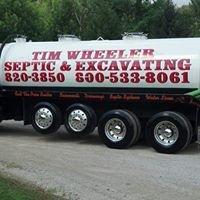 Tim Wheeler Septic & Excavating