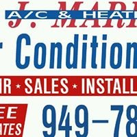 J. Marin Heating & Air Conditioning