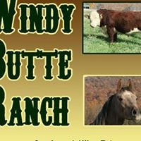 Windy Butte Ranch