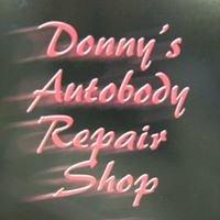 Donny's Auto Body Shop