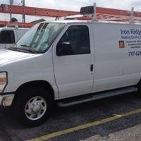 Iron Ridge LLC     Heating, Cooling, Commercial Refrigeration