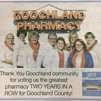 Goochland Pharmacy Inc.