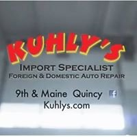 Kuhly's Import Specialist