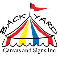 Backyard Canvas and Signs Inc