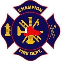 Champion Fire Department