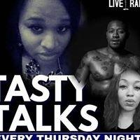 Tasty Talks Radio Show