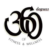 360 Degrees of Fitness & Wellness