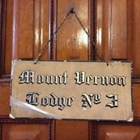 Mount Vernon Lodge No. 3, Free & Accepted Masons, State of NY