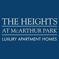 The Heights At Mcarthur Park Apartment Homes