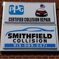 Smithfield Collision