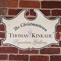 Christmastown Thomas Kinkade Signature Gallery