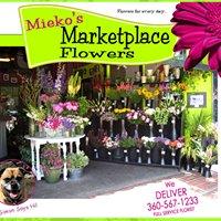 Mieko's Marketplace Flowers