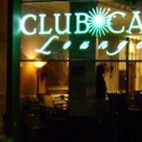 The Club Car Lounge