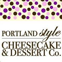 Portland Style Cheesecake & Dessert Co.
