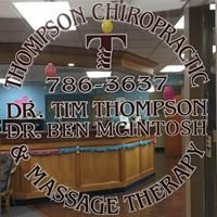 Thompson Chiropractic, Acupuncture & Massage