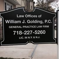 The Law Offices of William J. Golding, P.C.