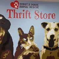 Thrift Store Supporting Emmit's Magic Animal Rescue
