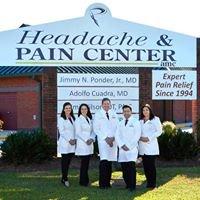 Headache & Pain Center, amc