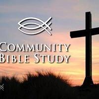 Redmond Oregon Community Bible Study
