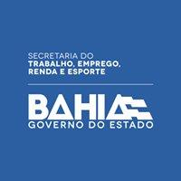 Secretaria do Trabalho, Emprego, Renda e Esporte - Setre/Bahia