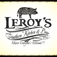 Leroy's Southern Kitchen-Bar