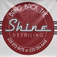 Bring Back the Shine Detailing, LLC