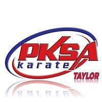 PKSA Karate Taylor