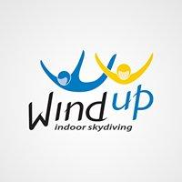"Túnel de Vento Wind up Indoor Skydiving - ""Windup Free Fall Simulator"""