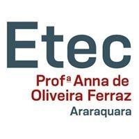 Etec Profª Anna de Oliveira Ferraz