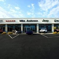 Mike Anderson Chrysler Dodge Jeep RAM of Rochester