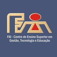 FAI - Centro Ensino Superior em Gestão, Tecnologia e Educação.