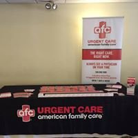 AFC Urgent Care New Bedford