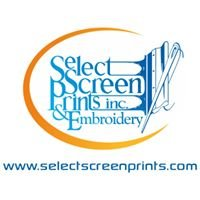 Select Screen Prints & Embroidery, Inc.